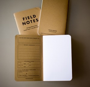 field notes mindfulness